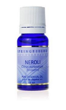 NEROLI 2.5% IN JOJOBA ESSENTIAL OIL By Springfields